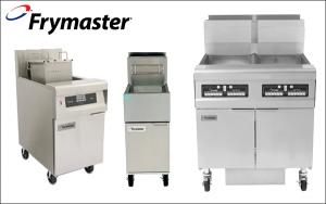 Fryers, Pasta Cookers, Holding & Merchandising